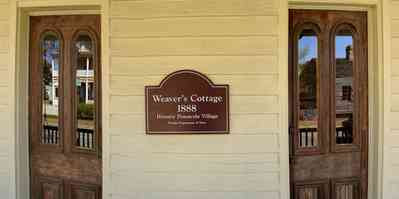 Pensacola:-Historic-Pensacola-Village:-The-Weavers-Cottage_00.jpg:  gulf coast cottage, victorian house, historic village, porch, museum