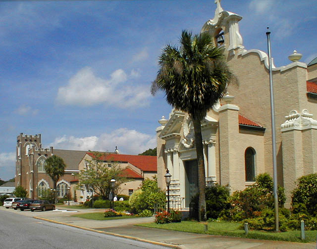 Christ Church At Film North Florida Pensacola Bay Area Production Resources