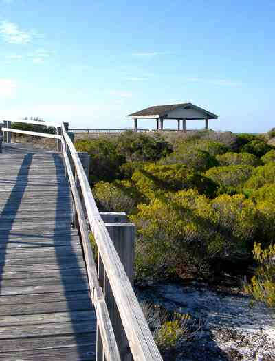 Perdido-Key:-State-Recreation-Area-2_01.jpg:  boardwalk, gulf of mexcio, perdido key